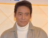 映画『車線変更−キューポラを見上げて』の制作発表記者会見した村上弘明 (C)ORICON NewS inc.