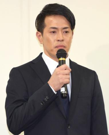 単独会見を行った純烈・友井雄亮 (C)ORICON NewS inc.