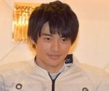 映画『車線変更−キューポラを見上げて』の制作発表記者会見した平田雄也 (C)ORICON NewS inc.