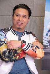 『スター・ウォーズレジスタンス』主人公カズ役の木村昴(C)& TM 2018 Lucasfilm Ltd.