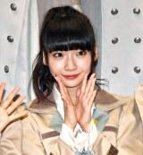 4thシングル「世界の人へ」センターの荻野由佳 (C)ORICON NewS inc.