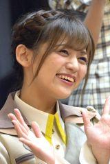 中村歩加=『新章 NGT48宣言!! 〜世界の人よ、共に歌おう〜』 (C)ORICON NewS inc.