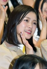 長谷川玲奈=『新章 NGT48宣言!! 〜世界の人よ、共に歌おう〜』 (C)ORICON NewS inc.