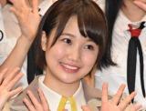 山田野絵=『新章 NGT48宣言!! 〜世界の人よ、共に歌おう〜』 (C)ORICON NewS inc.