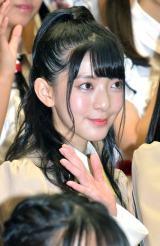 菅原りこ=『新章 NGT48宣言!! 〜世界の人よ、共に歌おう〜』 (C)ORICON NewS inc.
