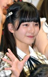 ��橋真生=『新章 NGT48宣言!! 〜世界の人よ、共に歌おう〜』 (C)ORICON NewS inc.