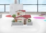 『川崎市藤子・F・不二雄ミュージアム』新展示、5分の1スケールの「のび太の家」全景(※画像はイメージです)(C)Fujiko-Pro