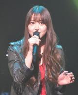 第1組トップバッターを務めた白間美瑠(NMB48)=『AKB48グループ歌唱力No.1決定戦』決勝大会 (C)ORICON NewS inc.