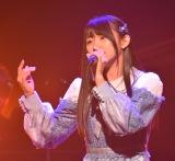 『AKB48グループ歌唱力No.1決定戦』決勝大会 第1組-門脇実優菜(STU48) (C)ORICON NewS inc.