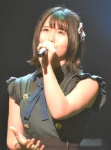 『AKB48グループ歌唱力No.1決定戦』決勝大会 第2組 秋吉優花(HKT48) (C)ORICON NewS inc.