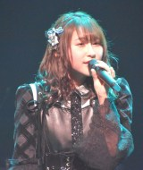 『AKB48グループ歌唱力No.1決定戦』決勝大会 第3組-明石奈津子(NMB48) (C)ORICON NewS inc.