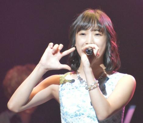 『AKB48グループ歌唱力No.1決定戦』決勝大会 第4組-歌田初夏(AKB48) (C)ORICON NewS inc.