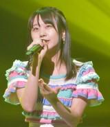 『AKB48グループ歌唱力No.1決定戦』決勝大会 第4組-立仙愛理(AKB48) (C)ORICON NewS inc.