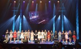 『AKB48グループ歌唱力No.1決定戦』決勝大会に出場した20人 (C)ORICON NewS inc.