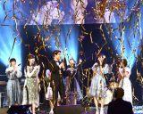 優勝決定の瞬間=『AKB48グループ歌唱力No.1決定戦』決勝大会(C)ORICON NewS inc.