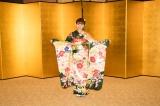 『AKB48グループ 2019年新成人メンバー 成人式記念撮影会』に参加したBNK48の大久保美織 (C)AKS