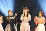 野島樺乃優勝決定の瞬間=『AKB48グループ歌唱力No.1決定戦』決勝大会 (C)ORICON NewS inc.