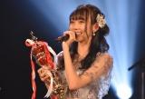 『AKB48グループ歌唱力No.1決定戦』で優勝したSKE48の野島樺乃 (C)ORICON NewS inc.