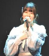 第2組1位でファイナルに進出した矢野帆夏(STU48) =『AKB48グループ歌唱力No.1決定戦』決勝大会(C)ORICON NewS inc.