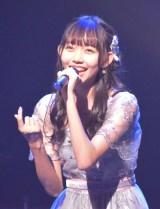 第4組1位でファイナルに進出した野島樺乃(SKE48)  =『AKB48グループ歌唱力No.1決定戦』決勝大会(C)ORICON NewS inc.