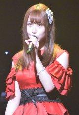 『AKB48グループ歌唱力No.1決定戦』決勝大会 第2組 高柳明音(SKE48) (C)ORICON NewS inc.