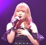 『AKB48グループ歌唱力No.1決定戦』決勝大会 第3組-白雪希明(SKE48) (C)ORICON NewS inc.