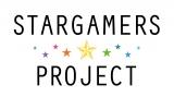 スターダストのeスポーツプロジェクト『STARGAMERS PROJECT』のロゴタイトル