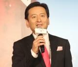 『GLAMPING CAFE153 From SAGA』オープニングイベントに出席した山口祥義佐賀県知事 (C)ORICON NewS inc.