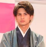 『振袖TEENS』お披露目イベントに出席した北出大治郎 (C)ORICON NewS inc.