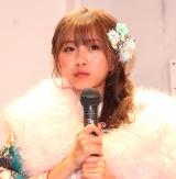 『振袖TEENS』お披露目イベントに出席したれいたぴ (C)ORICON NewS inc.
