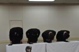 純烈(左から)小田井涼平、白川裕二郎、酒井一圭、後上翔太 (C)ORICON NewS inc.