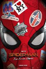 映画『スパイダーマン:ファー・フロム・ホーム』特報&海外版ティザーポスター解禁。日本公開は2019年夏
