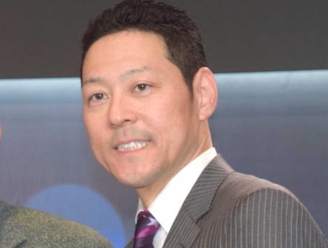 AmazonグループAudibleの新コンテンツ発表会に参加した東野幸治 (C)ORICON NewS inc.