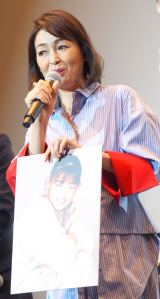 映画『愛唄 −約束のナクヒト−』親子試写会に出席した財前直見 (C)ORICON NewS inc.