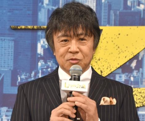 映画『七つの会議』完成報告記者会見に登壇した世良公則 (C)ORICON NewS inc.