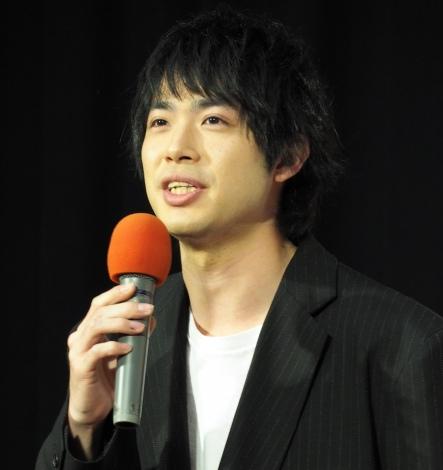 NHK『ゾンビが来たから人生見つめ直した件』の試写会に出席した渡辺大知 (C)ORICON NewS inc.