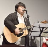 書き下ろし楽曲である「君がいるなら」を生披露した澤部渡 (C)ORICON NewS inc.