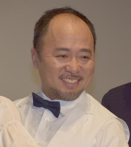 映画『そらのレストラン』プレミアイベントに出席したマキタスポーツ (C)ORICON NewS inc.
