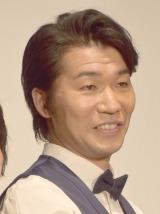 映画『そらのレストラン』プレミアイベントに出席した高橋努 (C)ORICON NewS inc.