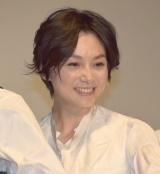 映画『そらのレストラン』プレミアイベントに出席した本上まなみ (C)ORICON NewS inc.