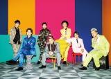 新曲「桜」を初披露するDA PUMP