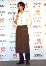 店員の制服姿で登場した三浦翔平 (C)ORICON NewS inc.
