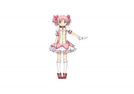 鹿目まどか(C)Magica Quartet/Aniplex・Magia Record Partners