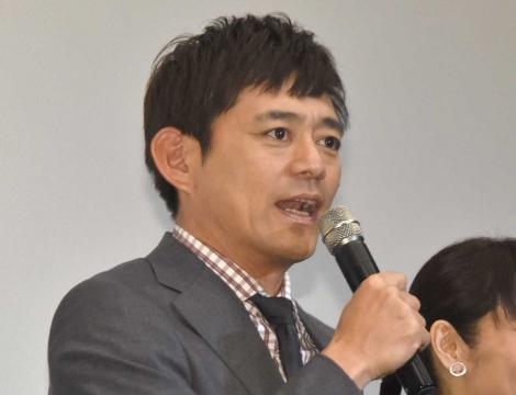 映画『めんたいぴりり』の初日舞台あいさつに出席した博多・華丸 (C)ORICON NewS inc.