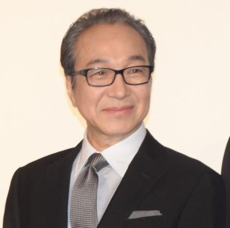 映画『マスカレード・ホテル』の初日舞台あいさつに出席した小日向文世 (C)ORICON NewS inc.