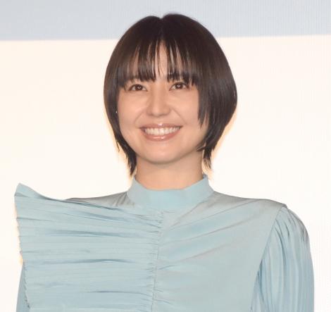 映画『マスカレード・ホテル』の初日舞台あいさつに出席した長澤まさみ (C)ORICON NewS inc.