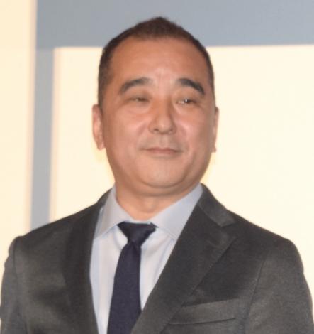 映画『マスカレード・ホテル』の初日舞台あいさつに出席した鈴木雅之監督 (C)ORICON NewS inc.