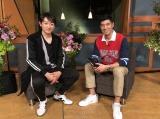 高嶋政宏(右)がMCを務めるBS朝日の音楽番組『My Anniversary SONG』1月18日放送分ゲストは山本耕史(C)BS朝日