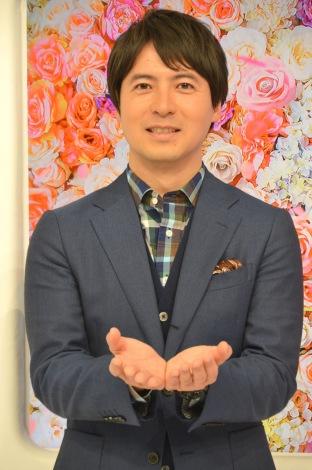 日本テレビ系『ZIP!』放送2000回を前に取材会に参加した桝太一 (C)ORICON NewS inc.