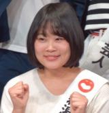 『∞ドームに大集結! 関東! 住みます芸人』就任会見に参加したチカコホンマ (C)ORICON NewS inc.